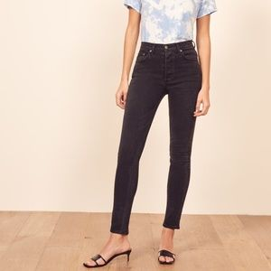 Reformation Serena High Skinny Jeans - Erie